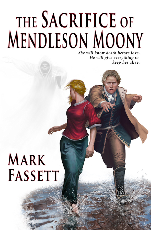 The Sacrifice of Mendleson Moony Cover